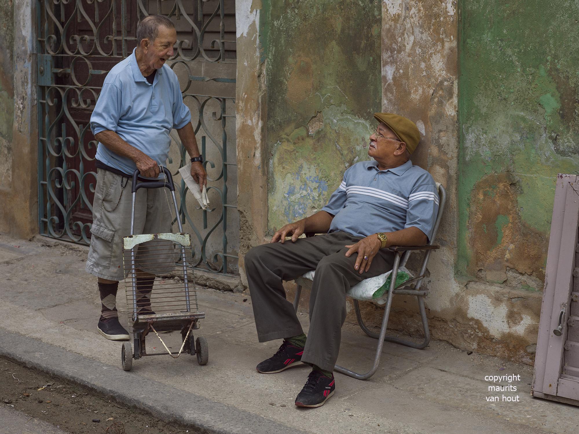 Cuba door fotograaf Maurits van Hout uit Den Haag