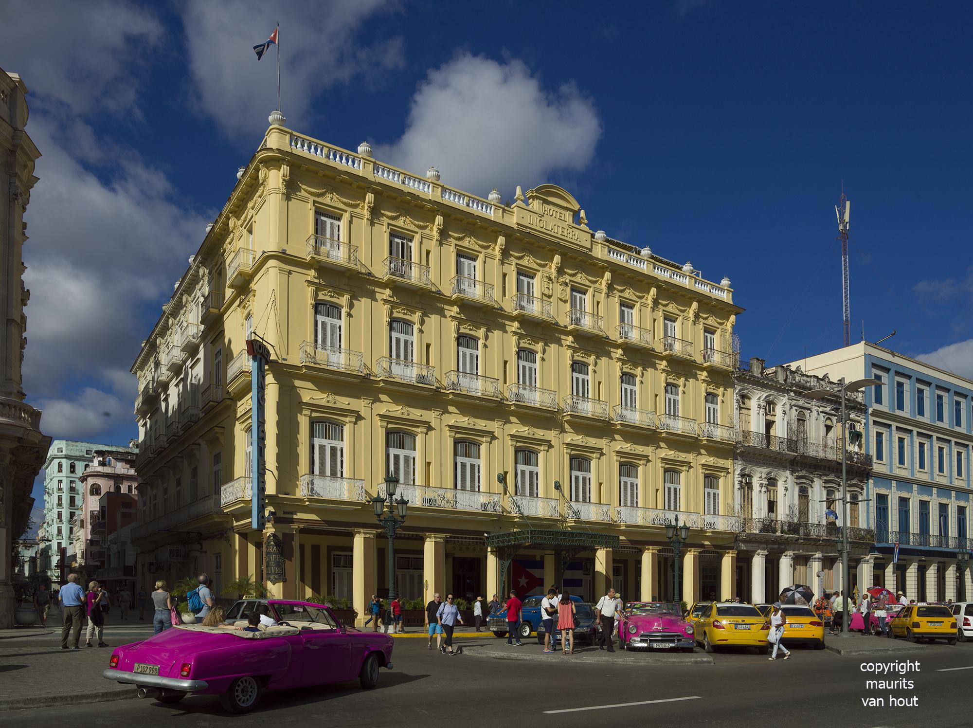 Cuba, Havana by dutch photographer maurits van hout