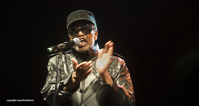 Bobby Womack live at Gent Jazz 2013