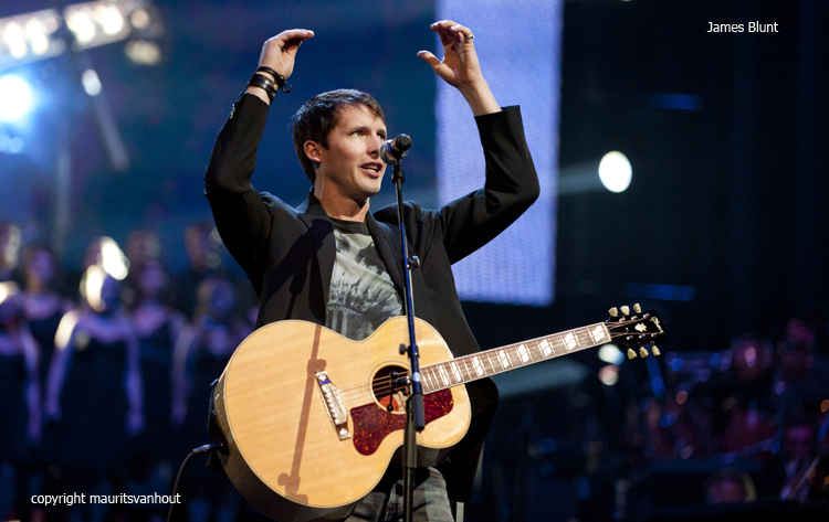 Night of the proms.james blunt