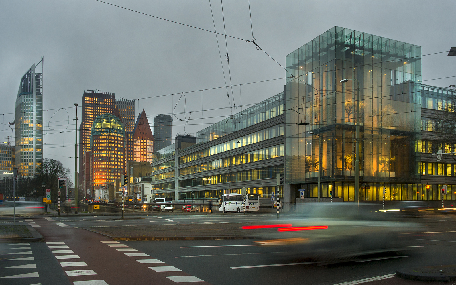 The Hague, city centre