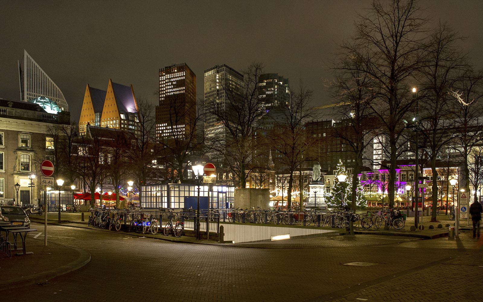 The Hague, Plein