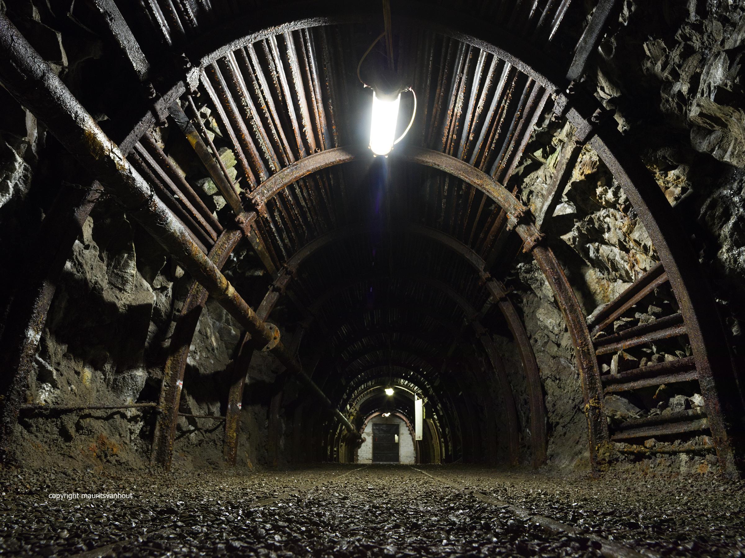 Blegny-Mine, Unesco erfgoed. Bijzondere kijk in deze mijn vlakbij Luik.