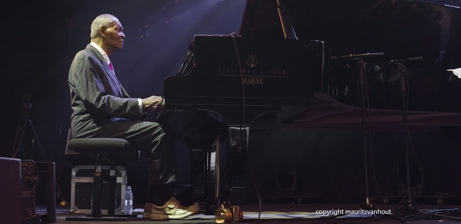 McCoy Tyner, live at Gent Jazz 2017