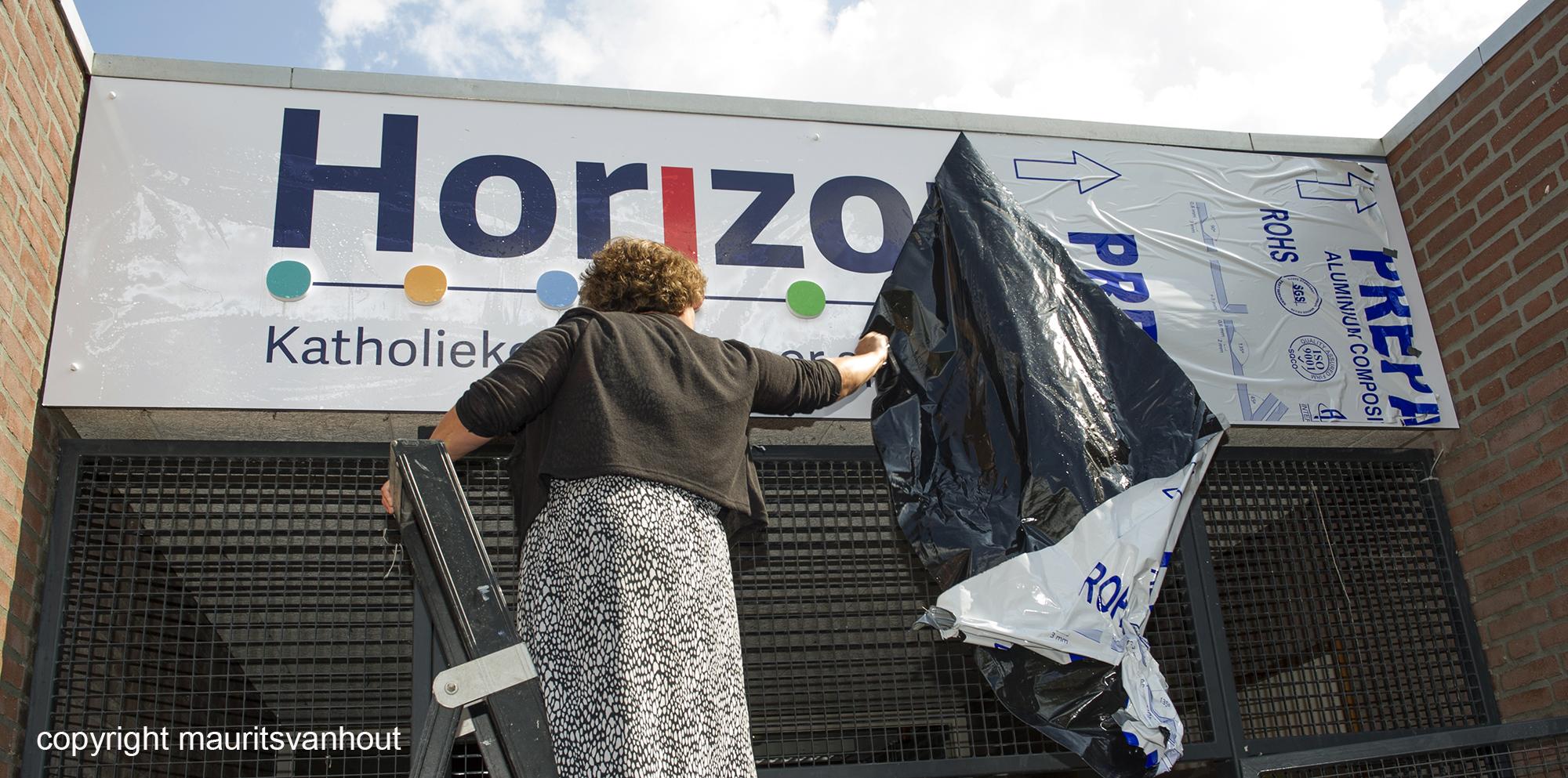 wethouder Isabella Vugs Zoetermeer opent schooljaar SBO School De Horizon