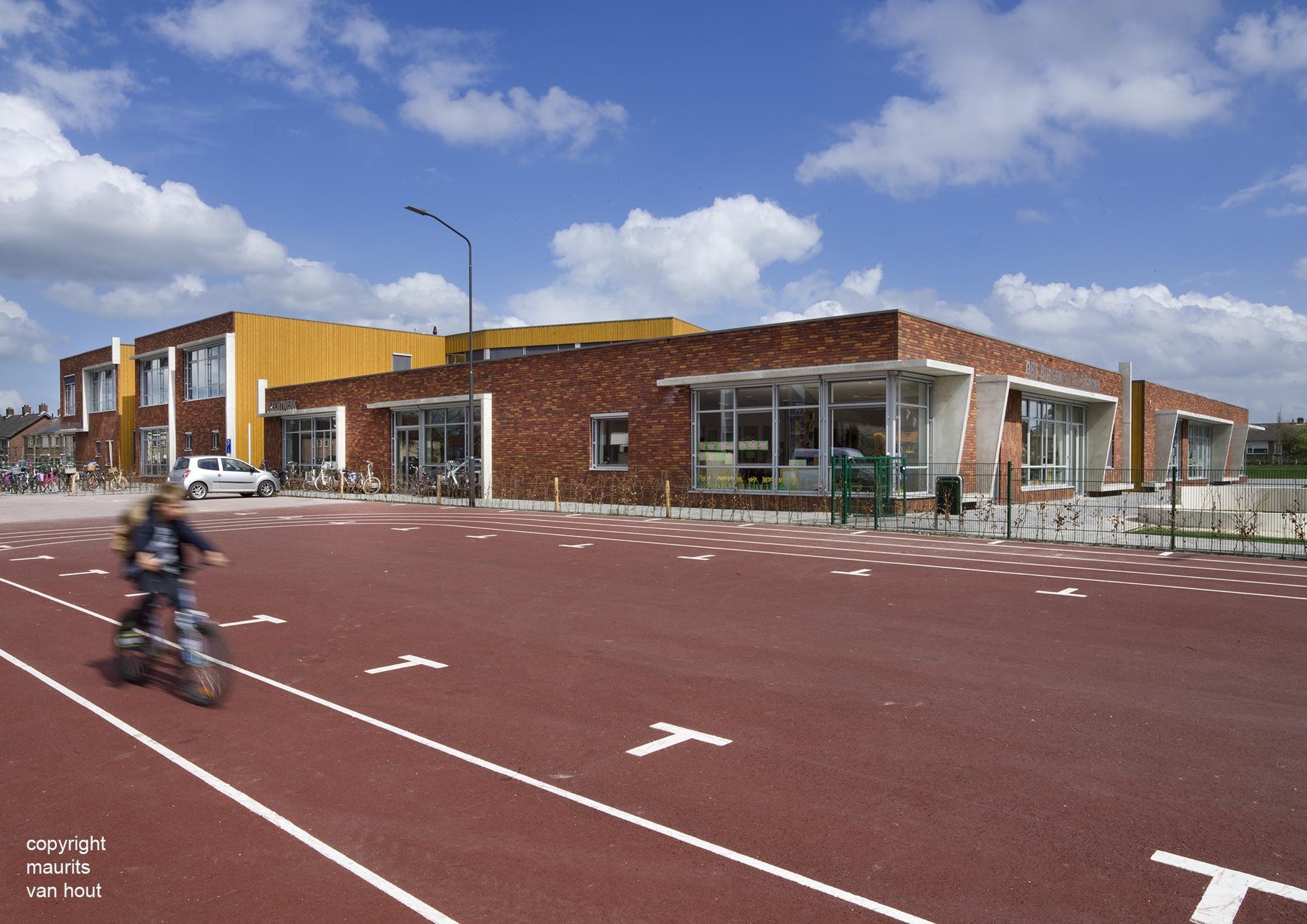 Voorbeeld van architectuurfotografie door fotograaf maurits van hout uit Rijswijk bij Den Haag